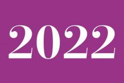 Propuestas para el calendario de 2022