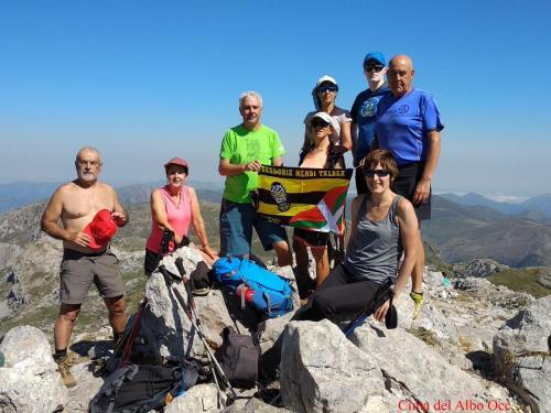 Picos Albos-Rubio y Calabazosa